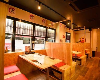 炭火焼地鶏 嵐坊 高円寺店 店内の画像