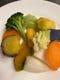 ランチ・ディナーで人気の温野菜。