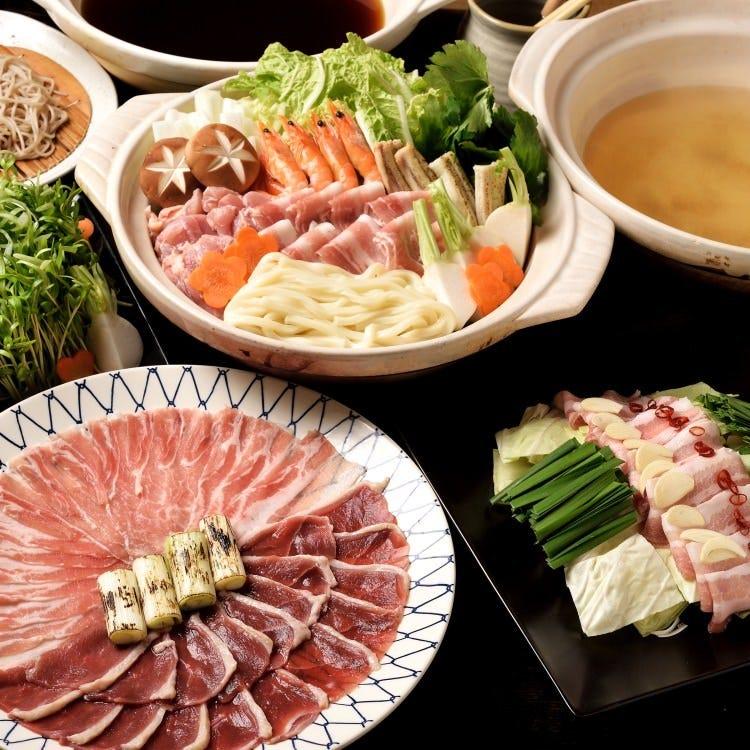 GO TO EAT 灯台コース 【飲み放題付】