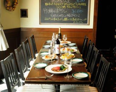 ワインとフランス惣菜 Ikariya Petit  店内の画像