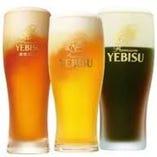 ビールはもちろん恵比寿