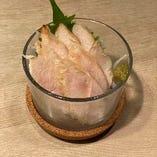 鶏ささみの一夜干し 柚子コショウ風味