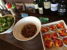 野菜ソムリエの季節のサラダバー