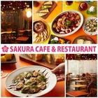 SAKURA CAFE & RESTAURANT Ikebukuro