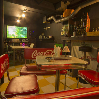 Easy Diner 7026  店内の画像