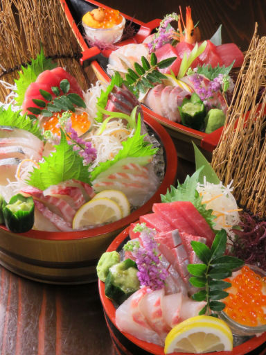 産直海鮮居酒屋 金魚  メニューの画像