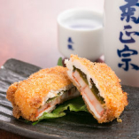 鶏の美味しい創作料理が豊富です。