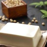 濃厚大豆の豆腐【大阪府】