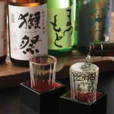 京の銘酒を堪能◎厳選地酒