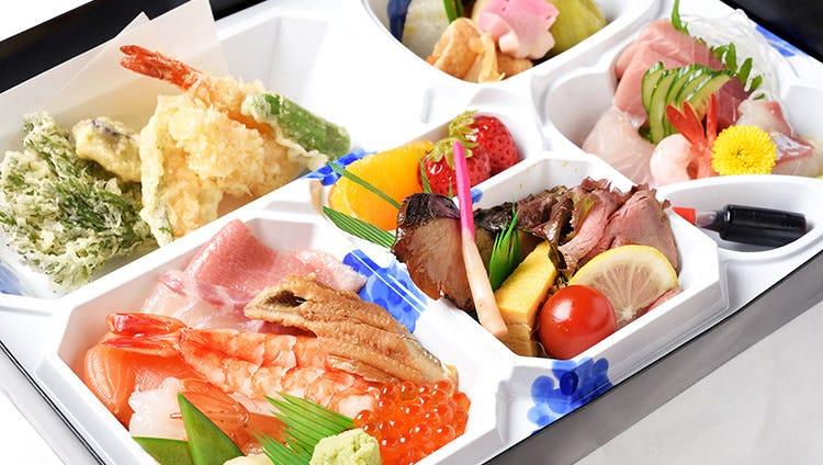 旬魚を使った和食を堪能!当日利用◎