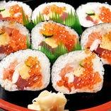 お寿司のテイクアウト&デリバリー!