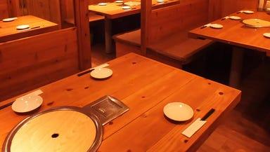 九州創作酒場 博多 笑門  店内の画像