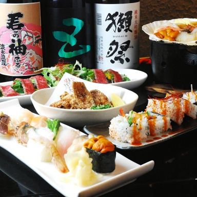 鮨dining KIYOMASA  こだわりの画像