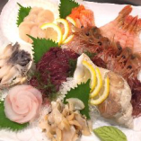 網走を中心にオホーツク海でとれた新鮮な魚介類を味わえます