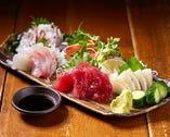 定番の沖縄料理もご用意あります。