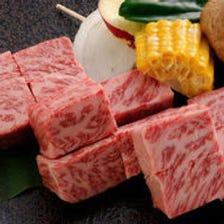 最高級の肉をもてなす焼肉店