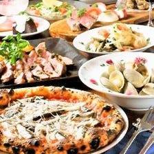 房総×イタリアン料理でパーティ宴会