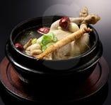 参鶏湯 サムゲタン