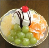 韓国で大人気のデザート「雪ピン」