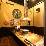 ◆ 宴会用個室・半個室空間 ◆