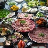 全112品の全てが食べ放題! 食べ飲み放題のご宴会で全員満足☆