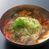 冷麺 かなりおいしいです!!