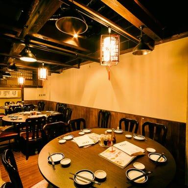 東僑酒楼  店内の画像