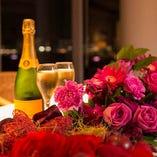 ご披露宴の演出も従来の形式にとらわれず、お客様の自由な発想で思い出に残るものにしてください