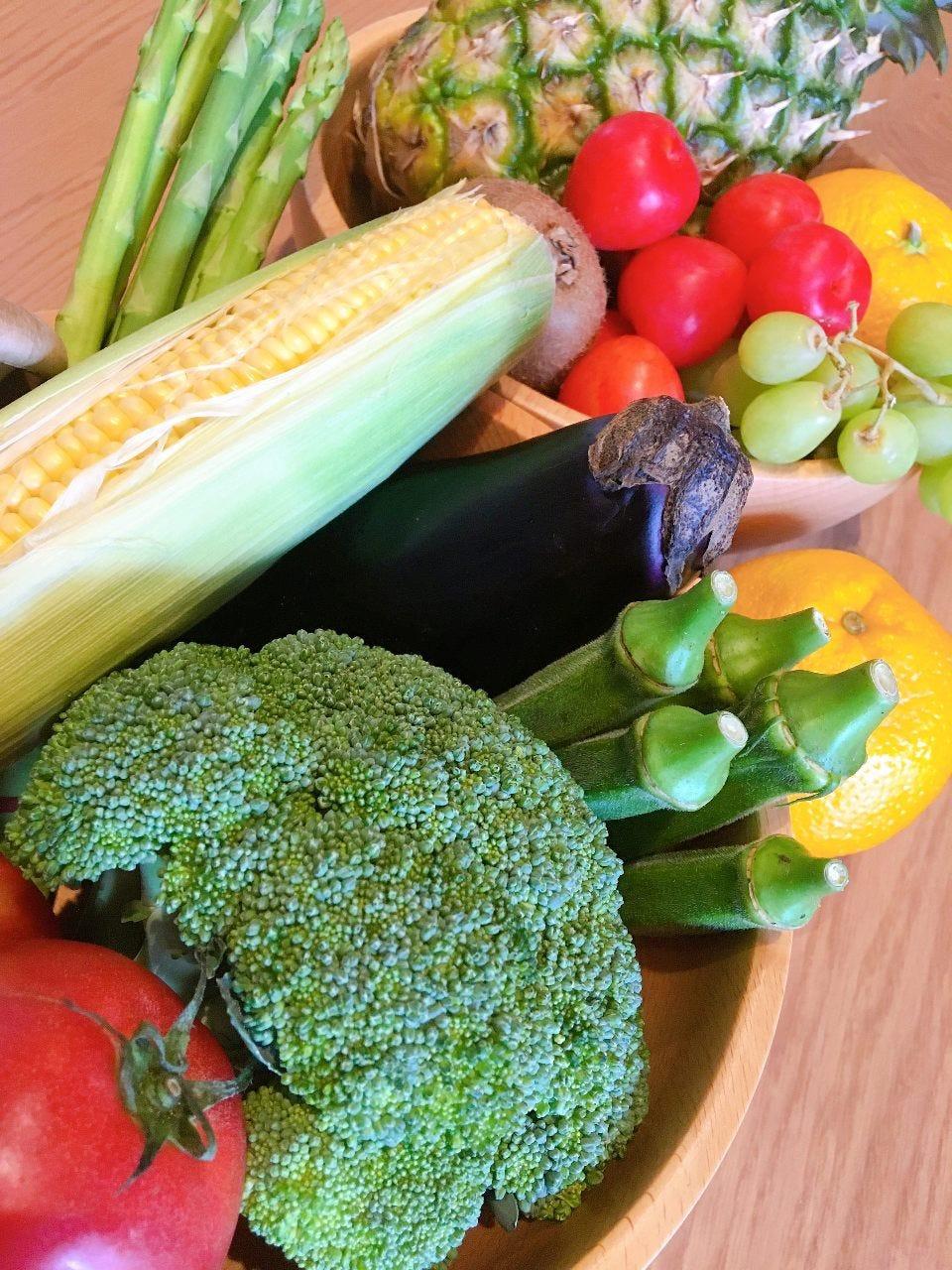 愛媛県内産の野菜にこだわる