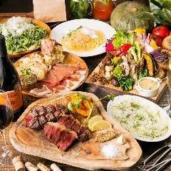 肉と野菜のバル FARMERS GRILL