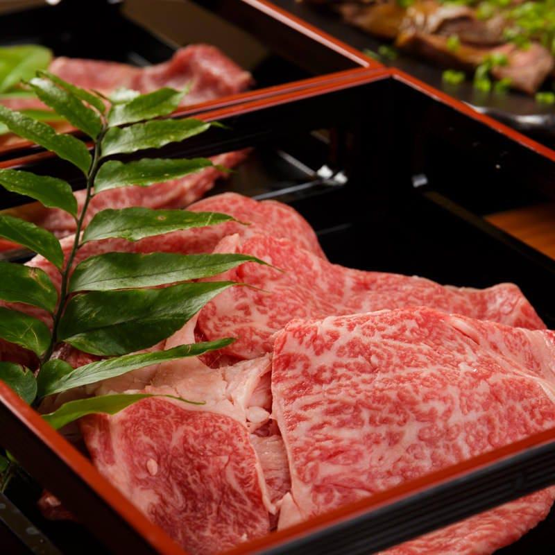 当店自慢◎国産和牛を使った料理多数