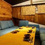 【隠れ家個室】 3Fに個室が出来ました!女子会や誕生会に◎