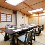 『テーブル個室』各種ご宴会・ご法要にご利用ください