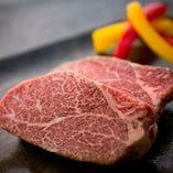 国産ヘレ肉