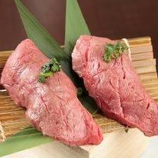 見た目&女性ウケ◎話題の肉寿司!