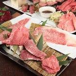 A5ランクの最高級のお肉をお手頃価格でご提供。