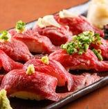 自慢の馬肉料理を堪能できる宴会コース多数ご用意◎