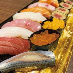握り寿司盛合せ<特上>