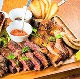 ランチもディナーも、美味しい熟成肉のステーキを召し上がれ♪
