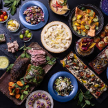 【平日】世界を旅をするように、国際色溢れる伝統料理を楽しむ「インターナショナル・ランチビュッフェ」