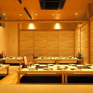 九州料理と地酒 居酒屋 九州桜 博多筑紫口店  店内の画像
