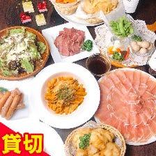 貸切大満足食べ放題新年会¥4,500コース10品+2H飲放★