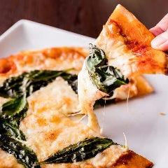 スモークチーズのマルゲリータ