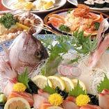 """季節野菜、旬鮮魚介、旨みあふれるお肉、そして美酒銘酒の数々…ごん太が目指すのは、「宗教も国籍も関係なく、どなた様にも""""日本の居酒屋""""を楽しんでいただける」そんな居酒屋です"""