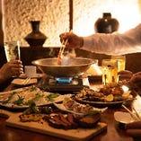 会社宴会はもちろん、ご親族のお集まり~観光、海外ゲストを迎える場面にも。日本の居酒屋をとことんご堪能ください
