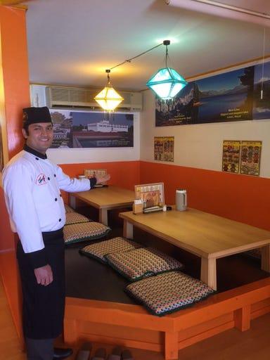 インド&ネパール料理 ナマステ 豊岡店 店内の画像