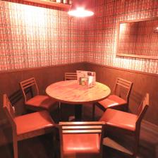 少人数個室【座敷・テーブル】