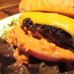 ◆チーズバーガー -CHEESE BURGER-