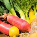 自社ファームの新鮮な野菜達!みずみずしさが違います【埼玉県】