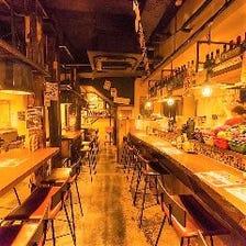 熊谷の本格イタリアンで貸切宴会♪